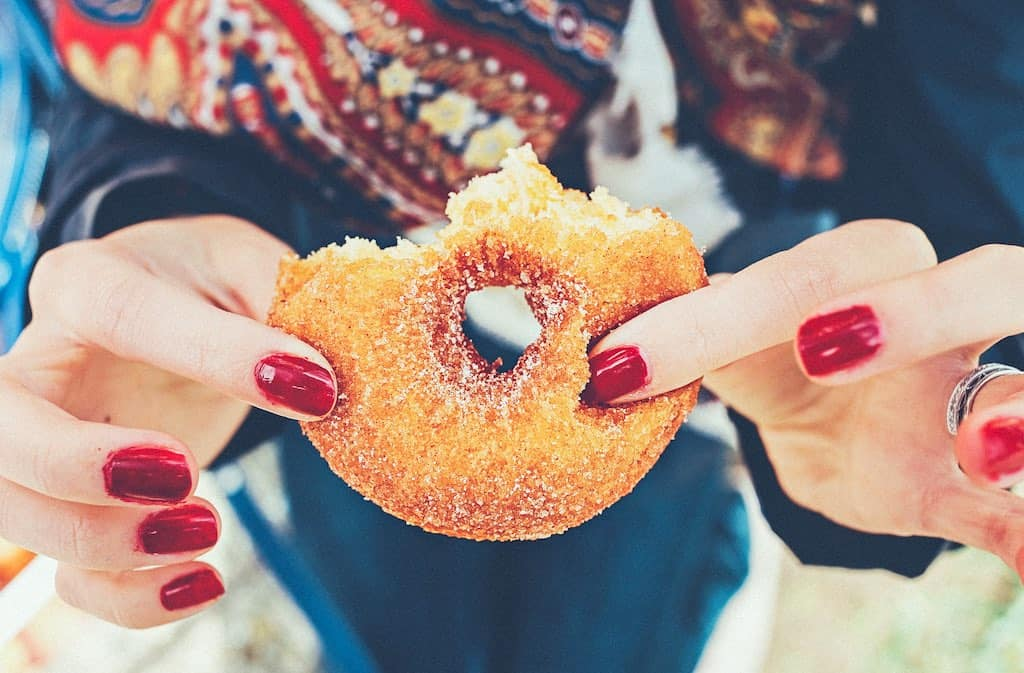 vegan keto donuts